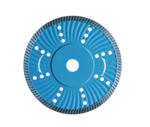 Turbo Wave Silent Diamond Saw Blade for Stone (JL-RWDBS) pictures & photos