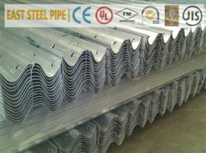 Hot DIP Galvanized Coating Highway Barrier Guardrail pictures & photos