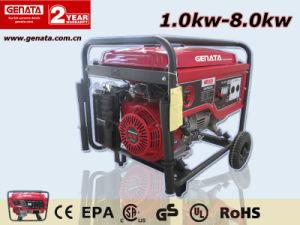 1.0kw-10.0kw EPA/CSA/CE/GS/UL Portable Gasoline Generator with Honda Engine (GR7500H)