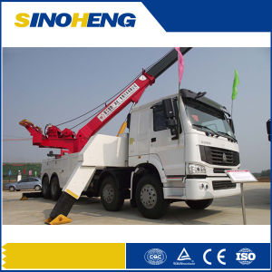 Sinotruk HOWO Heavy Recovery Vehicle Emergency Repair Truck pictures & photos