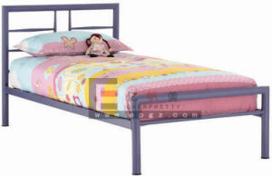 Dormitory Furniture Student Steel Frame Bunk Bed pictures & photos