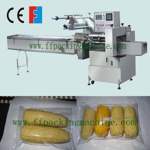 Automatic Vegetable and Fruit Pillow Packaging Machine pictures & photos