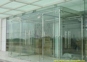 China Manufacturer Clear Tempered Building Float Glass for Window Doors