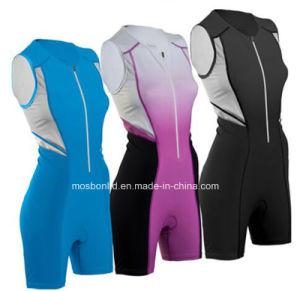 Bespoke Sublimation OEM Triathlon Wear / Cycling Skinsuit / Trisuit pictures & photos