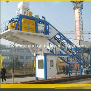 Yhzs25 High Quality China Made Mobile Concrete Batch Plant pictures & photos