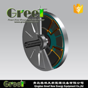 1kw 2kw 3kw 5kw Coreless Generator for Vertical Axis Wind Turbine pictures & photos