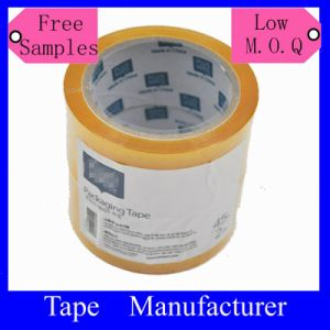 2014 Hot Sell BOPP Self Adhesive Jumbo Roll