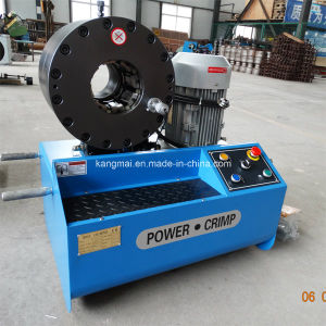 Hot Sale Crimping Machine Km-91L pictures & photos