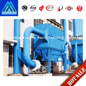 High Quality off-Line Dust Removal Pulse Bag Dust Collector pictures & photos