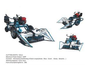 Tns-Gk-140 International Standard Automatic Reaper-Binder