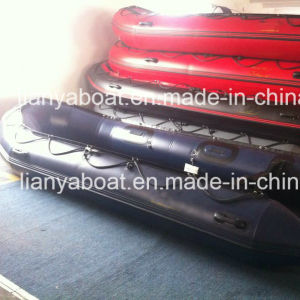 Liya 2m-6.5m Inflatable Tender Boats for Sale China Rubber Boat pictures & photos
