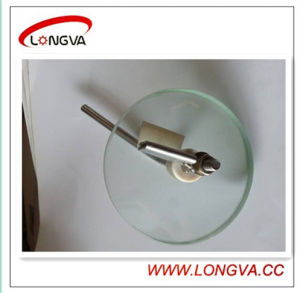 Sanitary Tank Sight Glass with Cleaning Wiper pictures & photos
