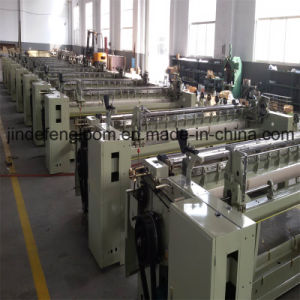 280cm Bed Sheet Fabric Weaving Machine Waterjet Loom pictures & photos