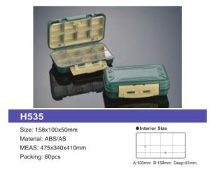 Fishing Tackle Box H535 pictures & photos
