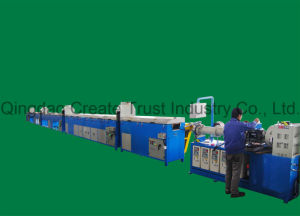 Hot Sale Rubber Extrusion Microwave Rubber Vulcanization Machine pictures & photos