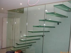Tempered + Laminated Glas / Safety Glass / Tempered Glass pictures & photos