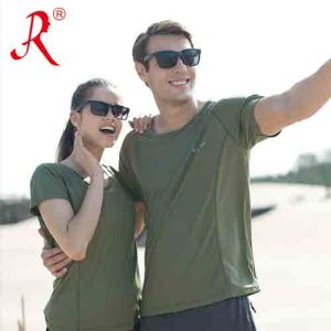 Summer Quick Dry and Breathable T-Shirt (QF-1804 men) pictures & photos