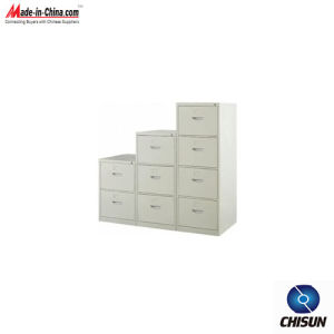 Steel Office Box Structure Filing Cabinet Hs-002