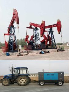 Mobile Gas Compressor for Oil Field Gas Collect pictures & photos