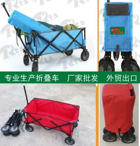 Folding Wagon Stroller High Landscape Cart Can Sit Can Lie Light Foldable Baby Cart pictures & photos