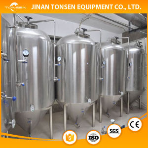 1000L Beer Equipment, Full-Cycle Plant Fermentor, Brewing Kettle, Bbt Tank pictures & photos