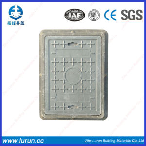 Anti Theft Glassfiber Reinforced Plastic Telecom Manhole Covers pictures & photos