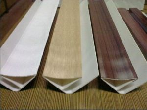 PVC Corner PVC Panel Accessory pictures & photos
