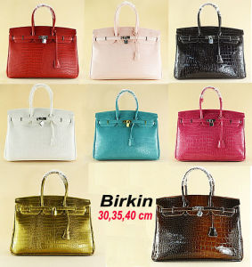 Vintage Style Handbags Brand Bags Without Logo (Birki40-6) pictures & photos