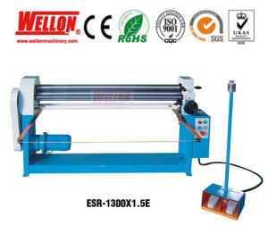 Electric Metal Sheet Roller (ESR1.5X1300E) pictures & photos