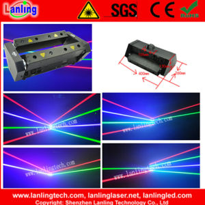 1.35W RGB Spiderlaser Fat Beam Moving Head Disco Laser pictures & photos