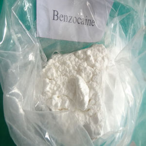 99% USP Benzocaine Raw Powder Pain Killer Local Anesthetic pictures & photos