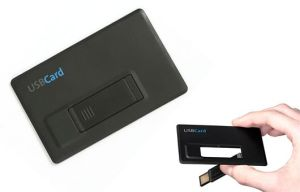 Promotion Gift Credit Card USB Flash Drive (CC013) pictures & photos