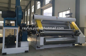 Hydraulic Shaftless Paper Roll Stand pictures & photos