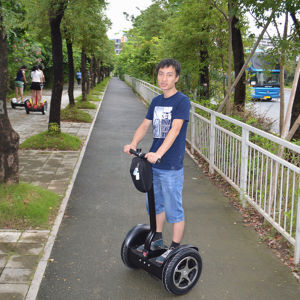 Indooor Electric Self Balancing Vehicle Scooter for Adult pictures & photos