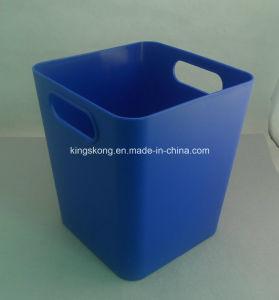 2016 New Design Square Shape Plastic Ice Bucket/Custom Ice Bucket pictures & photos