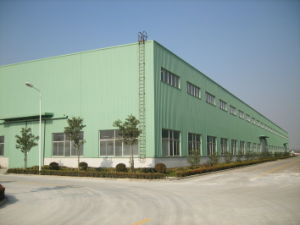 Pre-Engineered Commercial Steel Structure Building (KXD-SSB100) pictures & photos