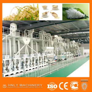 PLC Control Rice Flour Mill pictures & photos