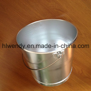 Aluminum Milk Pail with FDA Certificate pictures & photos