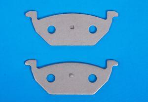 Brake Pads Material Backing Plate