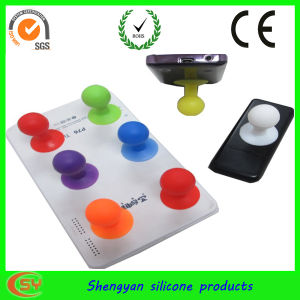 Silicone Mobile Phone Stand (SY-ZJ-101)