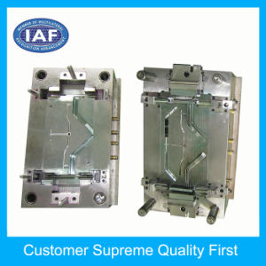 China OEM Plastic Clear Tube Plastic Mould Design pictures & photos