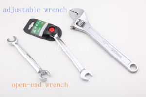 Combination Flexible Chrome Plated Adjustable Wrenches High Quality pictures & photos