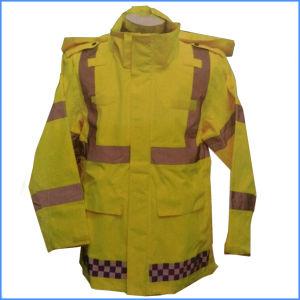Reflective Winter Safety Reflector Jacket pictures & photos