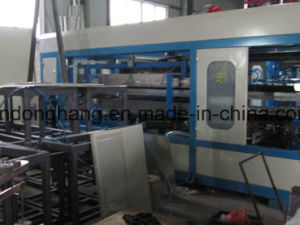 Automatic Plastic Thermoforming Machine (DH50-71/120S-A) pictures & photos
