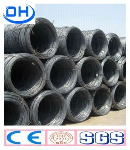 China Manufacturer Hot Rolled Steel Wire Rod in Coils SAE1008 pictures & photos