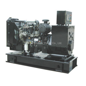 Open Frame Diesel Generator 50 kVA 40kw with Perkins Engine