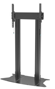 "Public TV Floor Stand Floorbase 70-110"" (AVA 110A) pictures & photos"