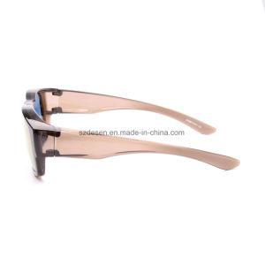 High Quality Round Frame Antique PC Sport Driver Sunglasses pictures & photos