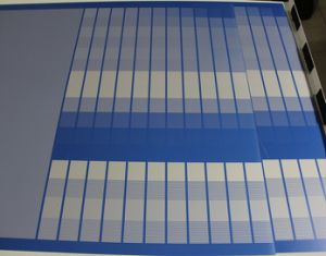 Long Impression Double Layer Blue Color Thermal CTP Plate pictures & photos