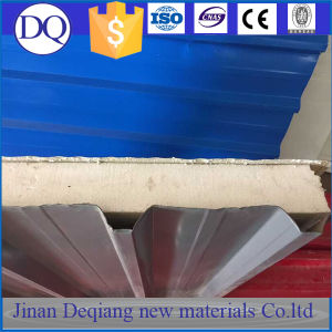 High Quality Rock Wool EPS Sandwich Panel for Building